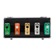 FIREFLY M5&#10 Case for 5 pedals with DC cables